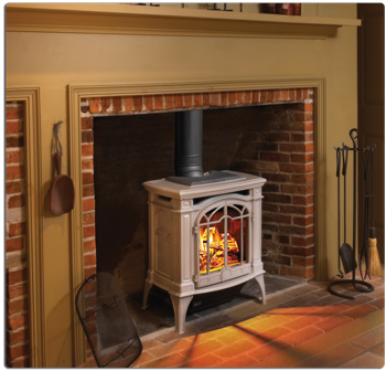 Stoves & Inserts » Tradewinds Heating A/C Fireplace LLC